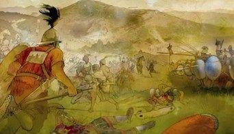 Batalla de Baécula, Escipión se enfrenta a los Barca