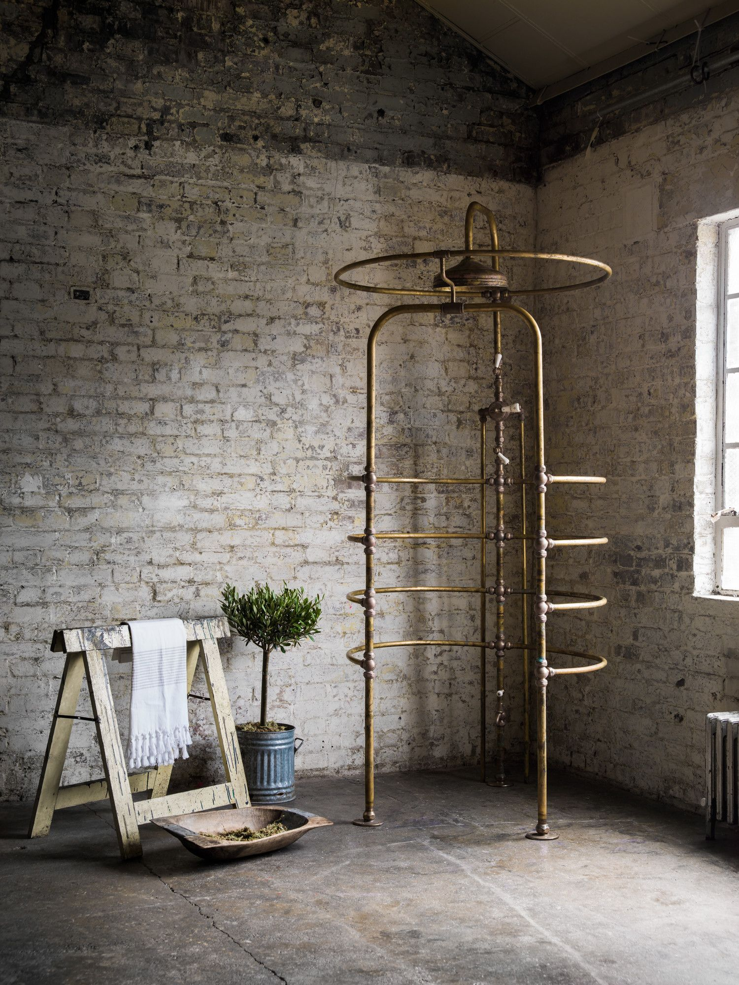 A Marriage Of Design And Engineering, La Cage Shower By
