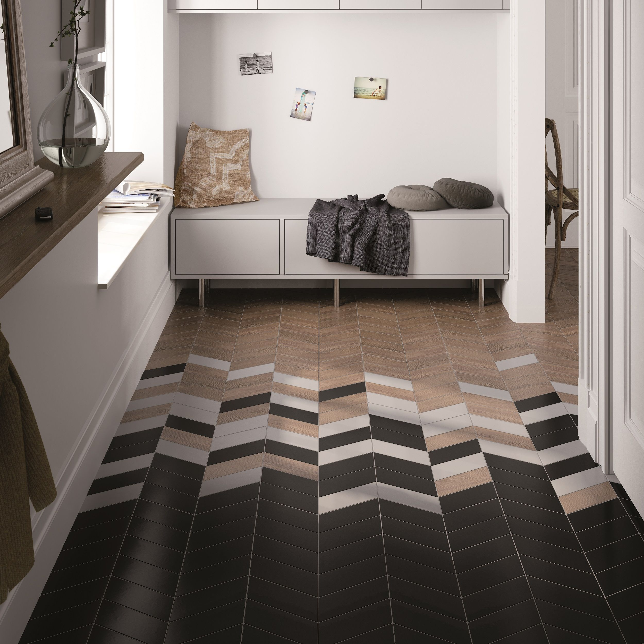 Geo chevron shaped floor and wall tiles in a number of colours and geo chevron shaped floor and wall tiles in a number of colours and prints http dailygadgetfo Gallery