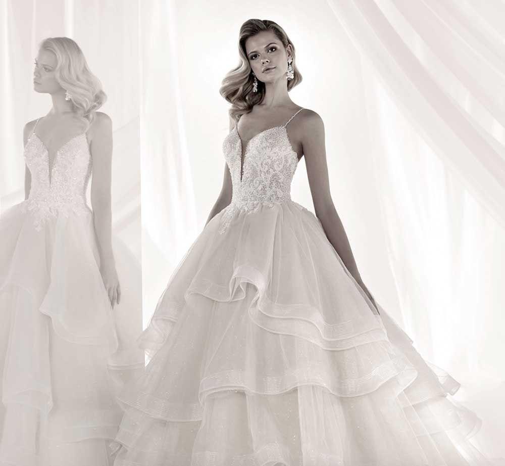 3ebf4955ed26 Nicole Spose 2020  intera collezione abiti e prezzi