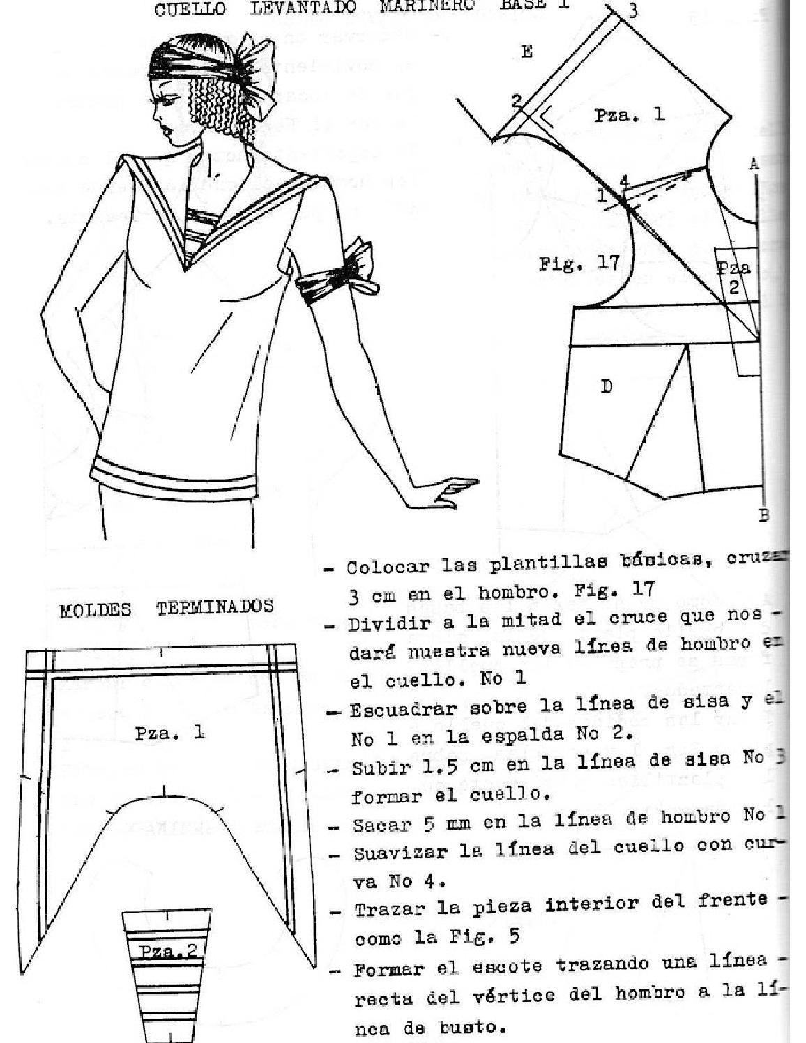patrones ,costuras | libros de costura | Pinterest