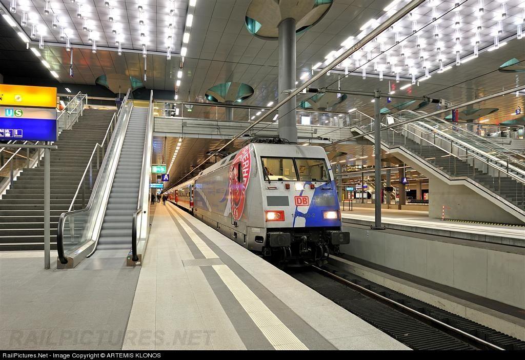 Photo 101 0602 Deutsche Bahn AG DB AG