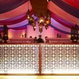 Moroccan theme set up..cool bar can make this ;)