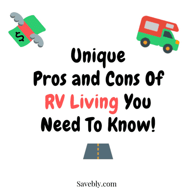 Photo of Unique Pros and Cons Of RV Living You Need To Know! [IN 2020 ]