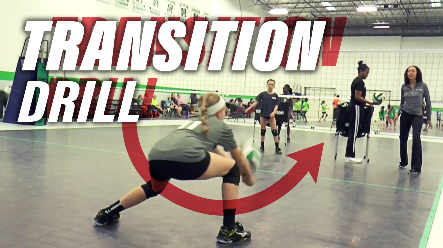Reduce Dropped Balls With Transition Drill Volleyball Workouts Volleyball Drills Coaching Volleyball