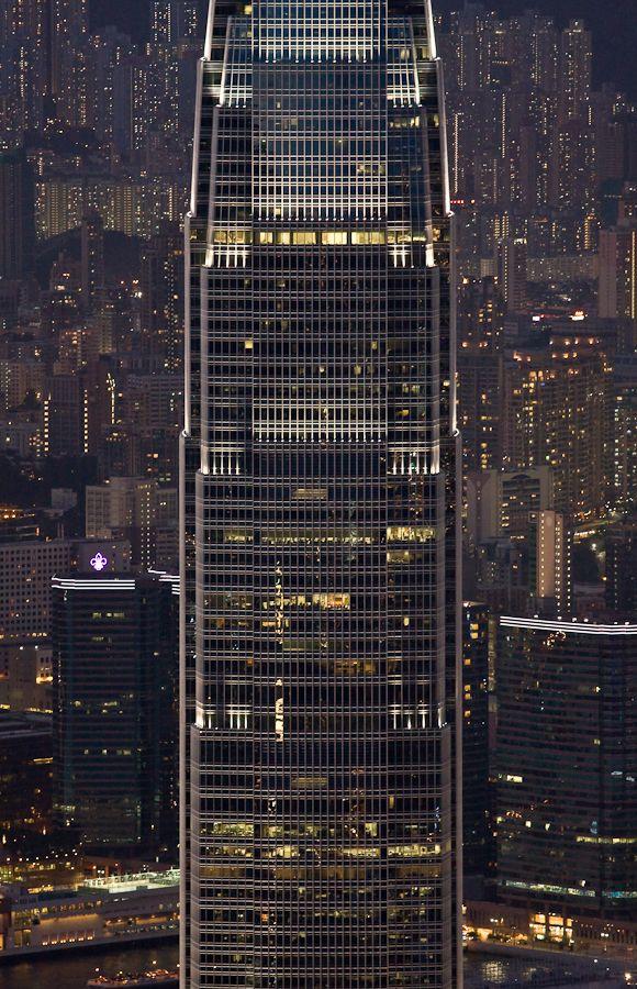 Hong kong skyscraper by juhku.deviantart.com on @deviantART