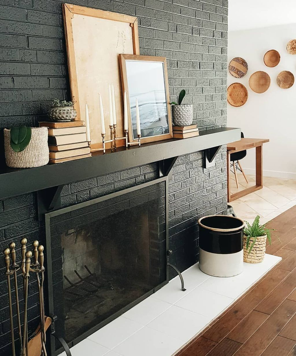 50 Awesome Fireplace Design Ideas For Small Houses Brick