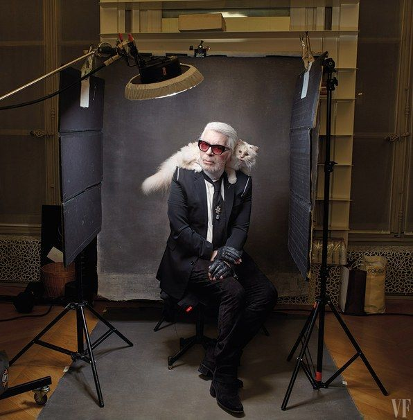 karl lagerfeld isn t leaving anything on the table. Black Bedroom Furniture Sets. Home Design Ideas