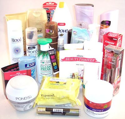 Allure Beauty Thrills Box Formerly Allure Beauty Box Review Spring 2015 Allure Beauty Box Allure Beauty Beauty Box