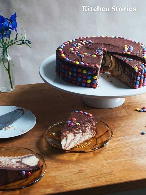 Photo of Smarties-Kuchen – Apfel Kuchen – Apfel Kuchen – Apfel Kuchen –  Smarties-Kuc…