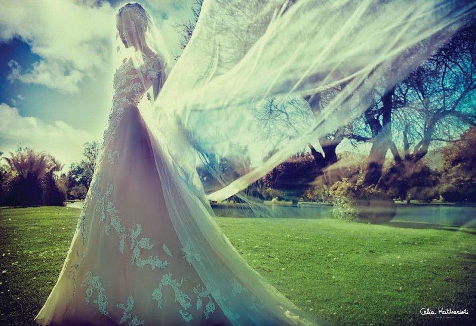 Celia Kritharioti Bridal Fall 2013 Collection