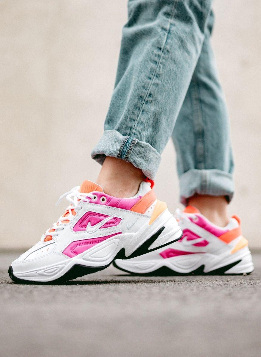 chaussure nike fluorescente
