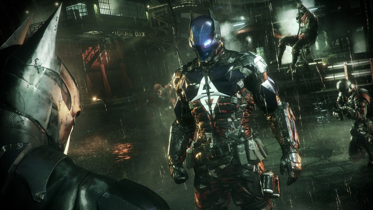 Batman Arkham Knight Returns To Pc With Some Lingering Issues