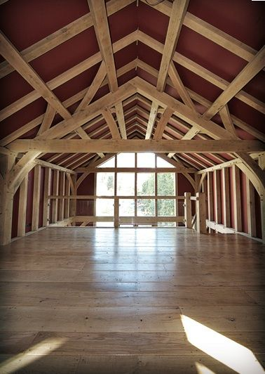 Timber framed oak building by www.englishoakbuildings.com
