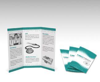 40offset.com - 1- 2 Color Brochures/ Flyers Printing