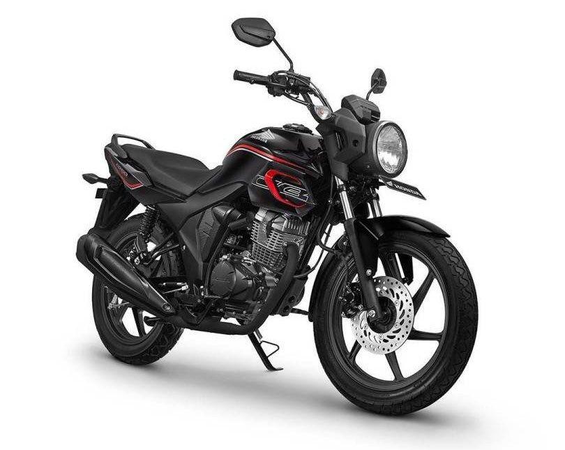 Honda Cb150 Verza Warna Masculine Black Honda Honda Cb