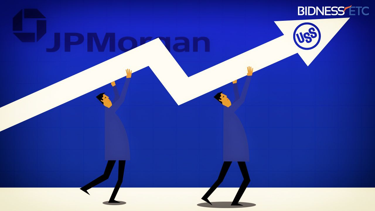 Is JPMorgan Chase & Co  Justified In Upgrading United States