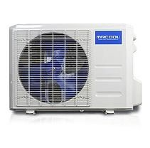 12 000 Btu 1 Ton Ductless Mini Split Air Conditioner And Heat Pump Ductless Mini Split Ductless Air Conditioner With Heater