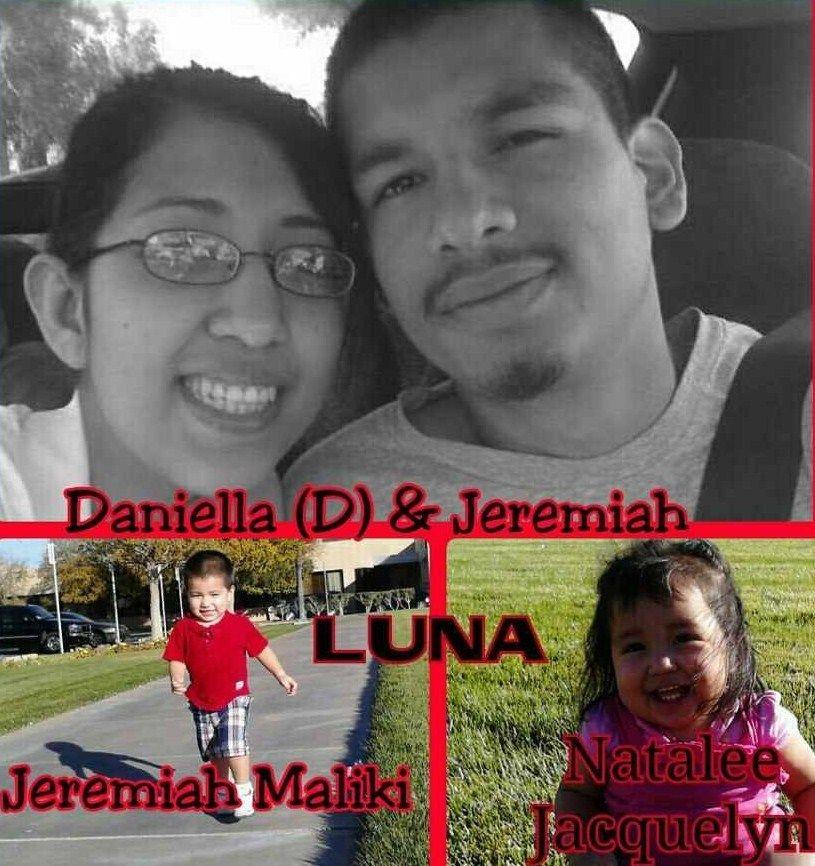 Christina Barron fundraising for The Jeremiah Luna Fund: