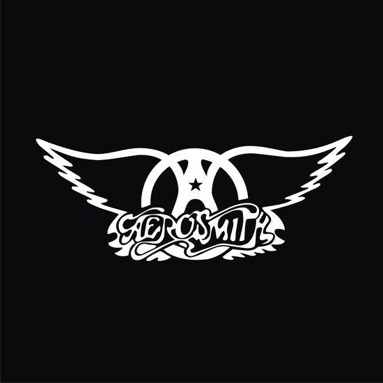 60741da88  Aerosmith logo Más
