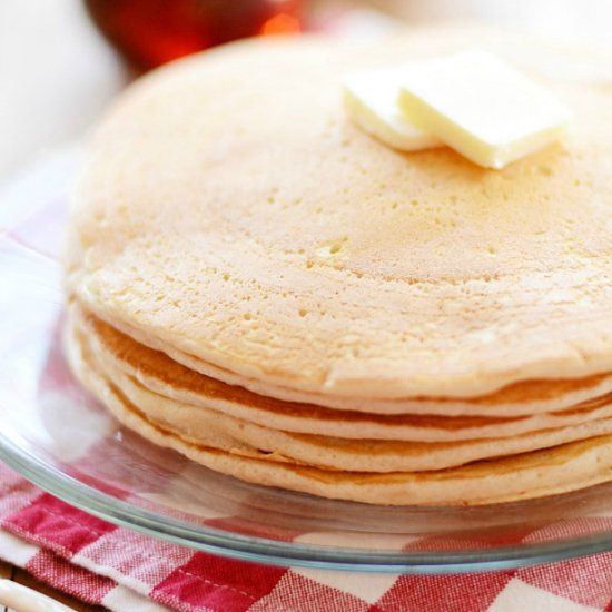 Diner-Style Pancakes