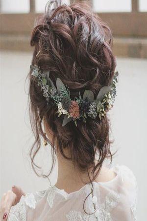 Chignon decoiffé mariage I 30 idées coiffure chignon