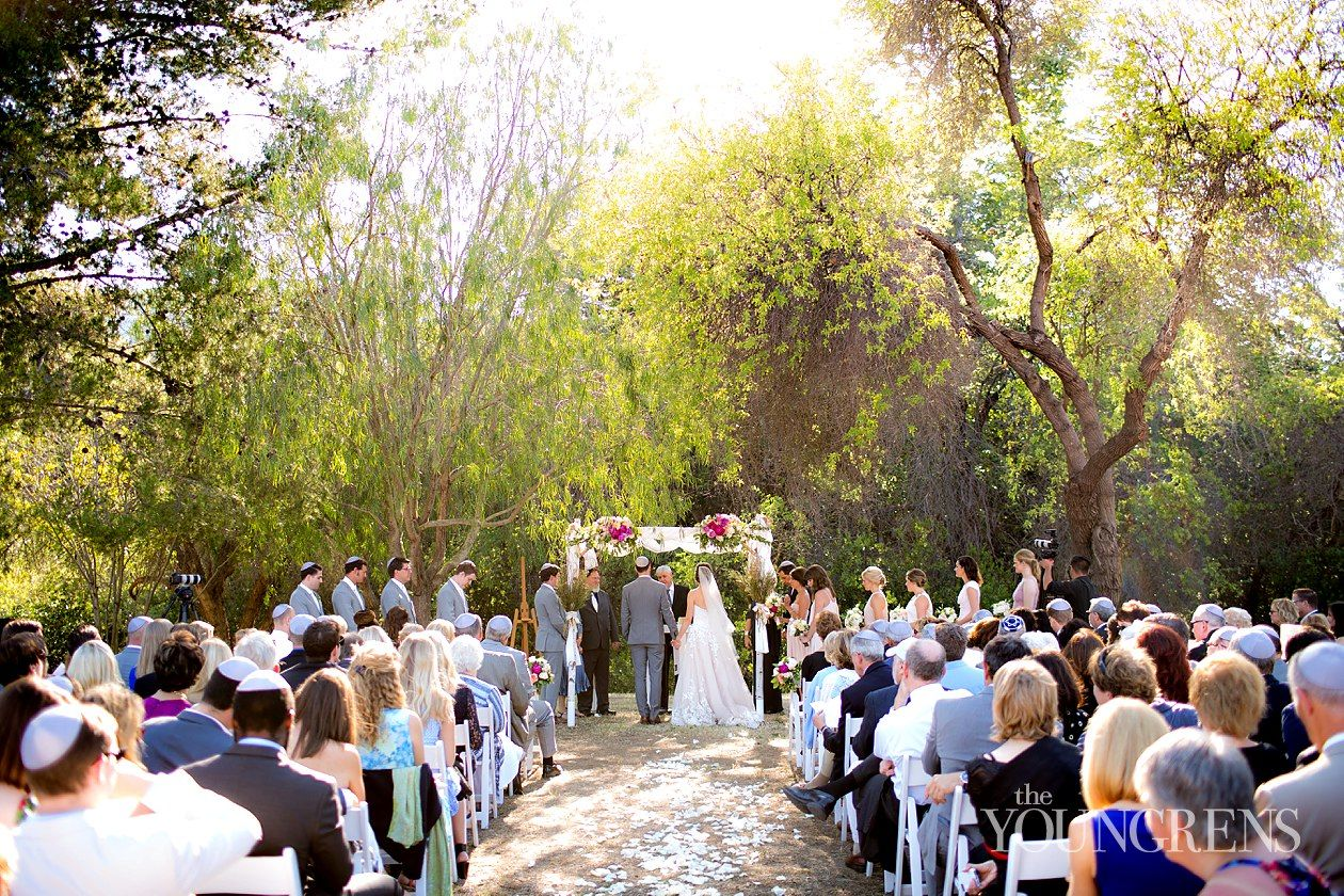 Bommer Canyon Wedding Part One