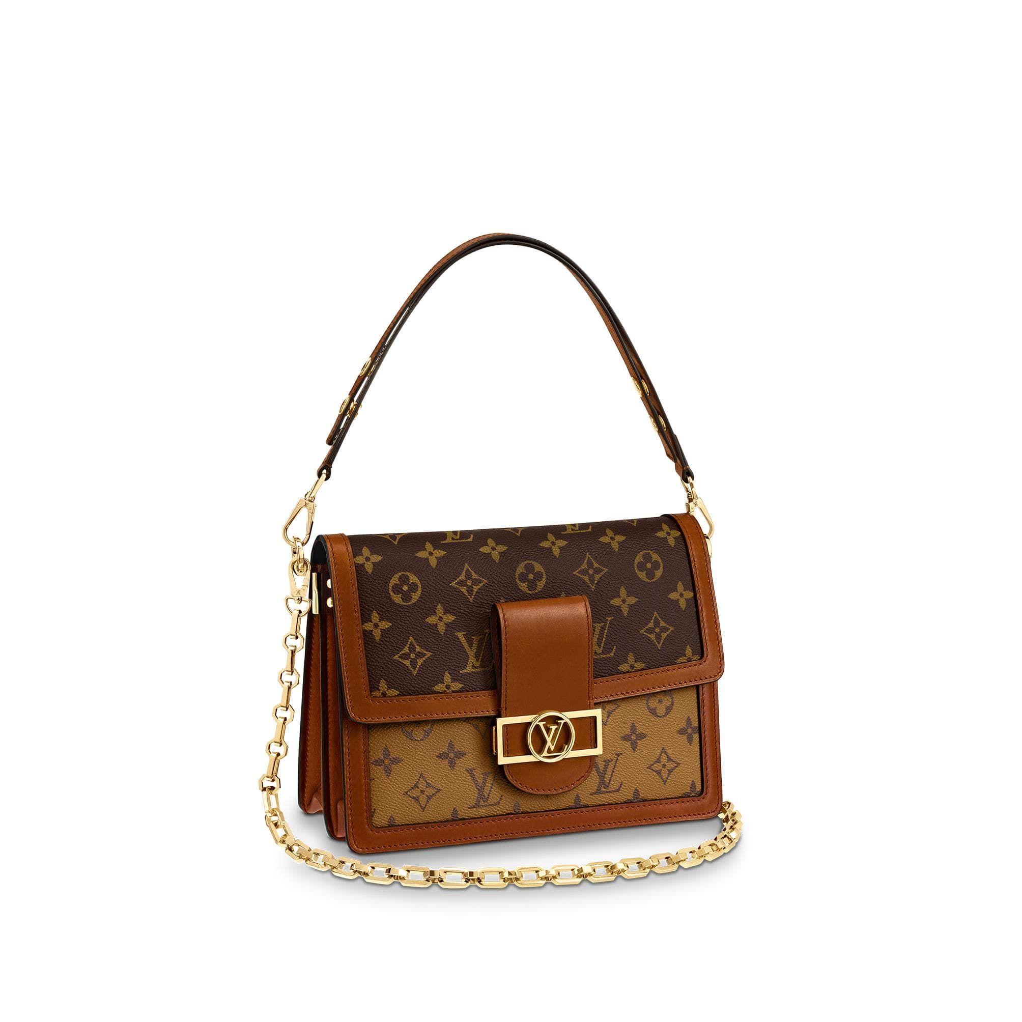ea87bd02d Dauphine MM in 2019 | Handbags | Louis vuitton handbags, Louis ...