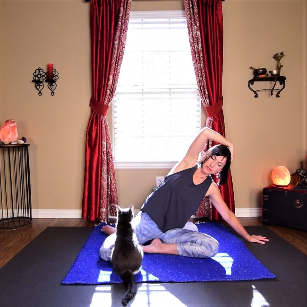 Yin Yoga for Emotional Balance Full Length Practice with