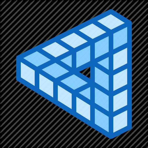 Figure Impossible Math Mathematics Topology Icon Download On Iconfinder Icon Topology Mathematics