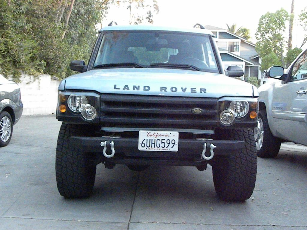 land bumper discovery item for by elmazad rover off lebanon road arb landrover