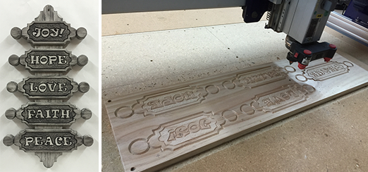 Pin by Predrag Simic on za cnc | Cnc projects, Cnc, Cheer decorations