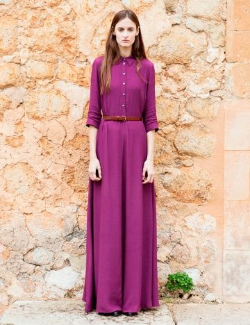 Baida Long Dress