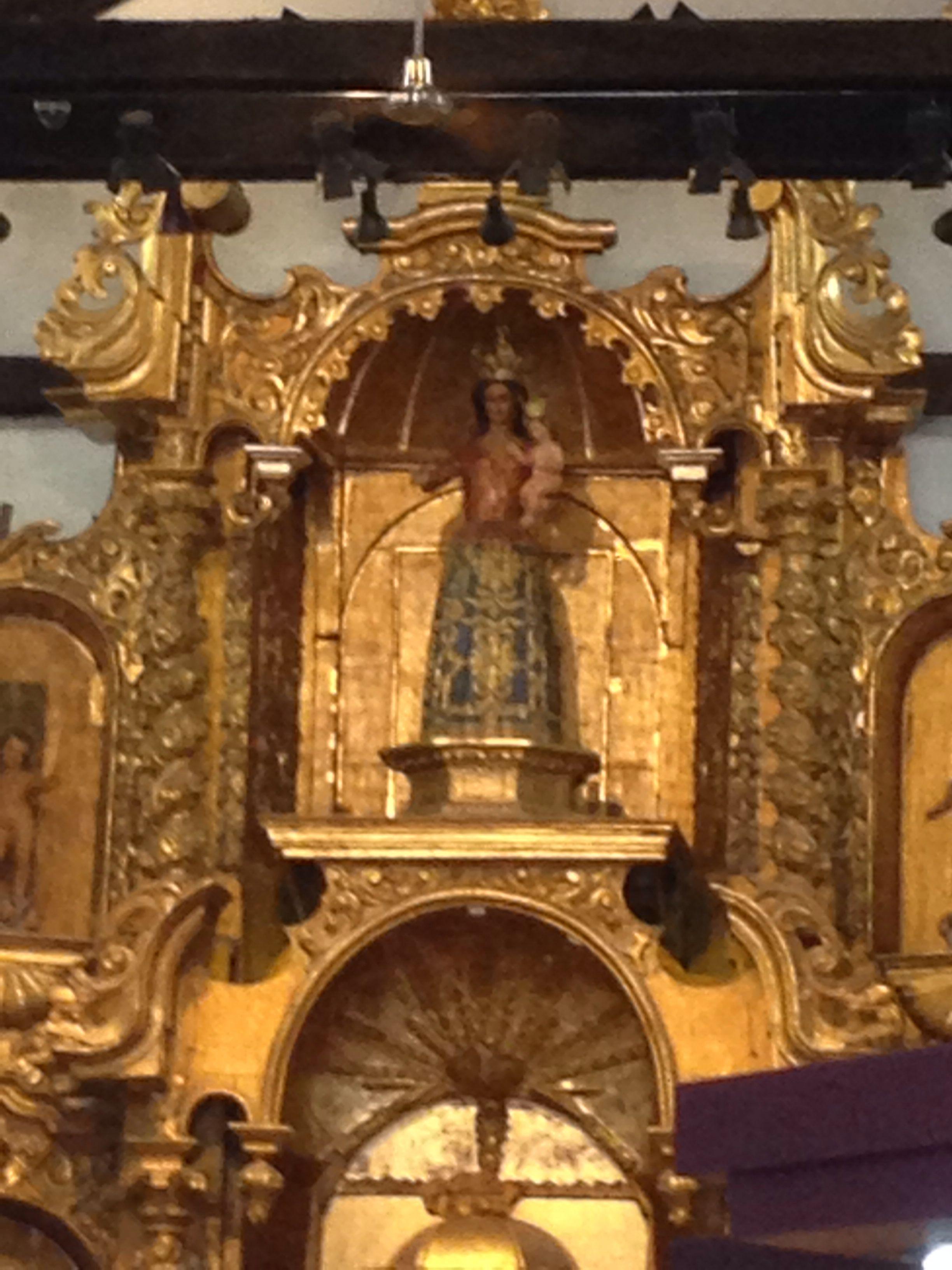 Museo arte religioso, Casco Viejo, Panamá