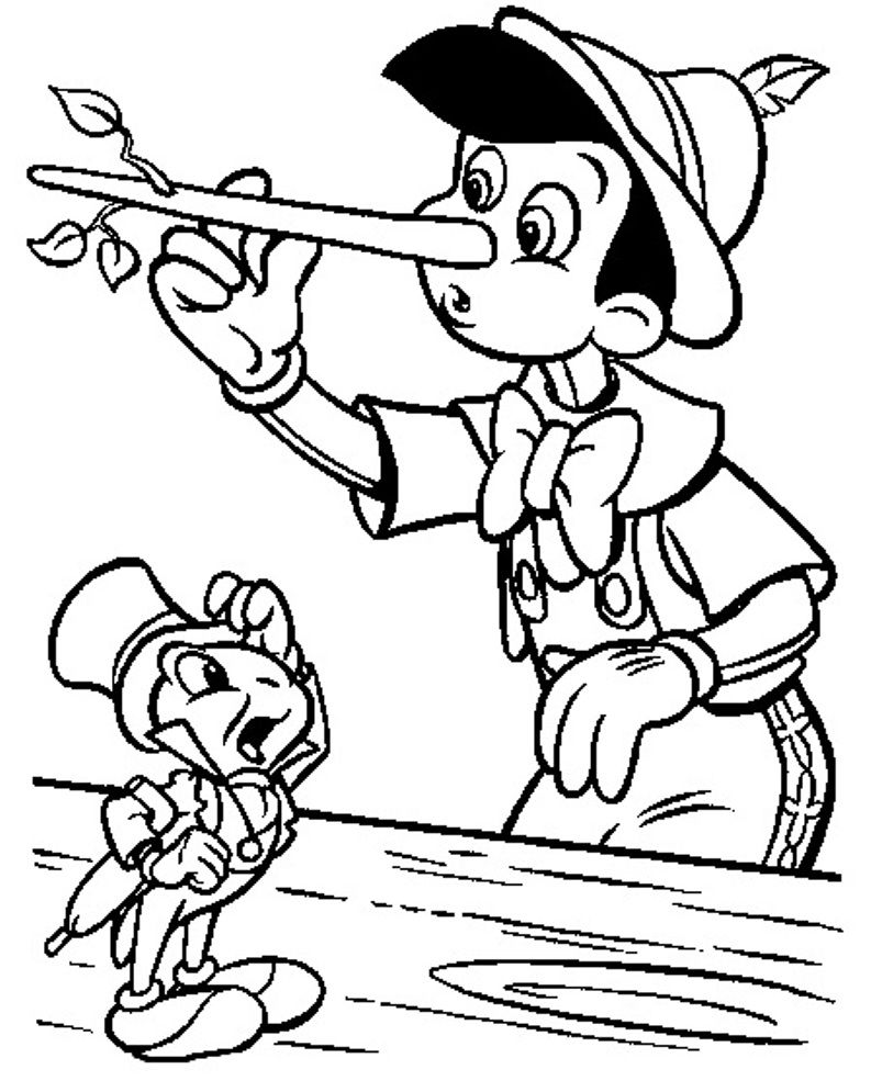 Christmas Coloring Pages For Adults Winter Winter Coloring Pages Help Kids Develop Many Important Skills Des Disney Coloring Pages Coloring Pages Pinocchio