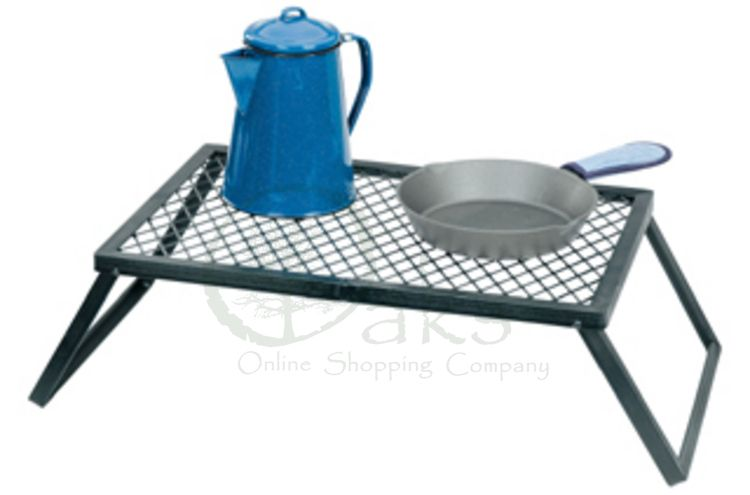 Heavy Duty Steel Campfire Grill Camping Grill Campfire Grill Camping Stove