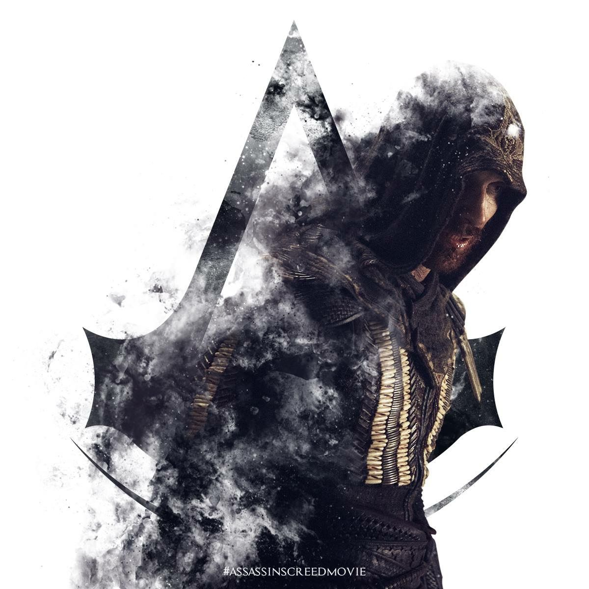 Assassin's Creed Movie Promo Aguilar