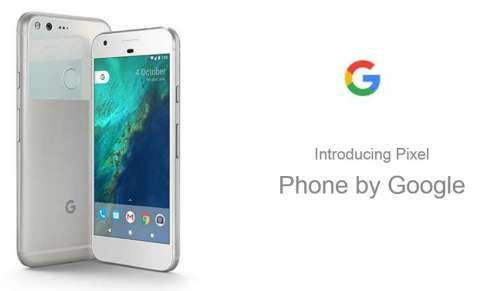 Google Pixel and Pixel XL first smartphone by search giant