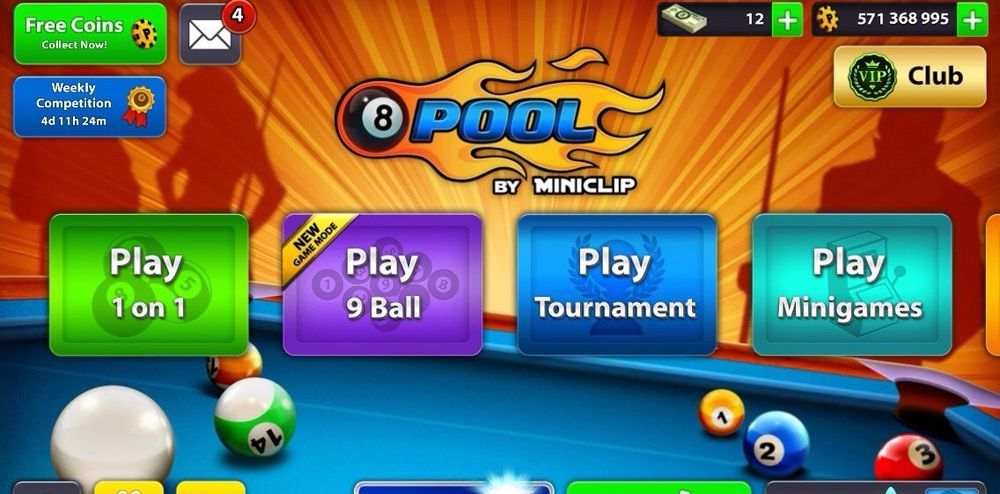 8 Ball Pool 1m Coins Fast And Trusted Service New Account With