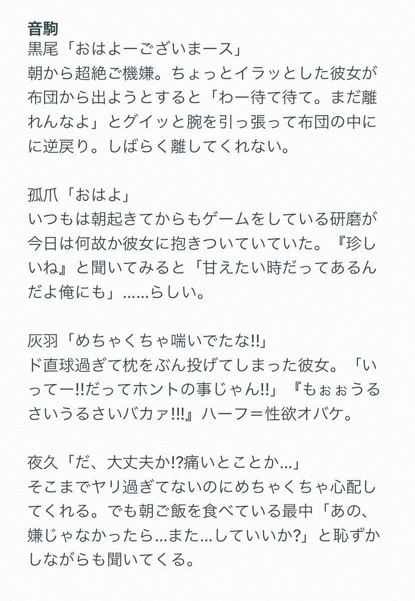 ハイキュー 夢 小説 稲荷崎 マネージャー