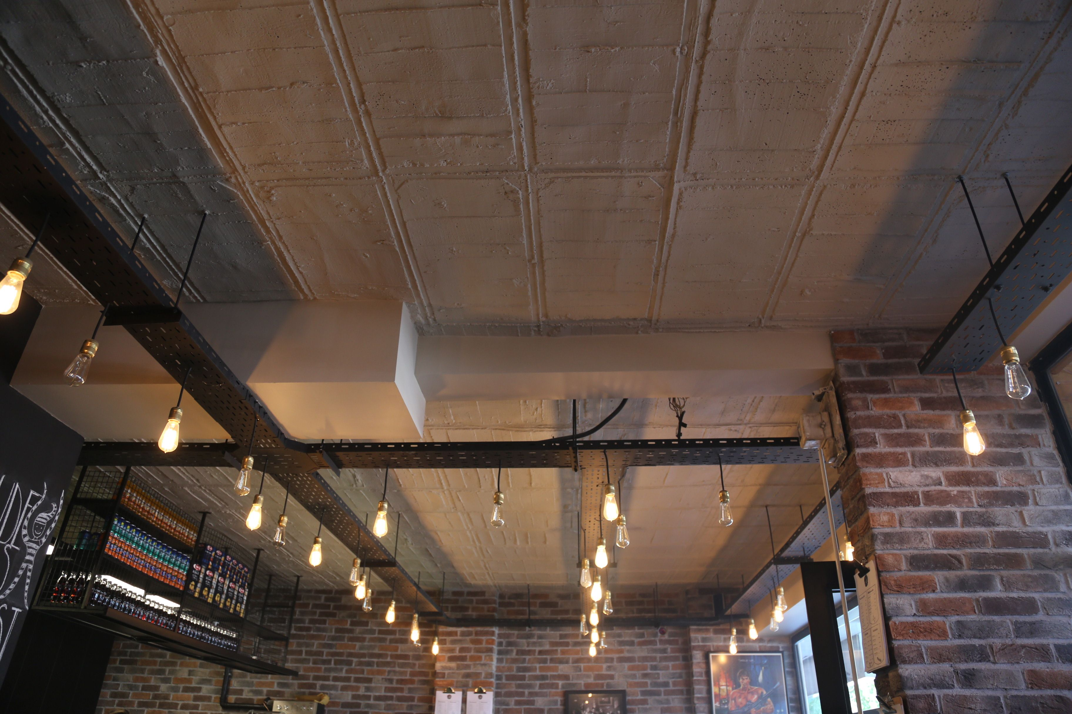 Industrial Wall Or Ceiling
