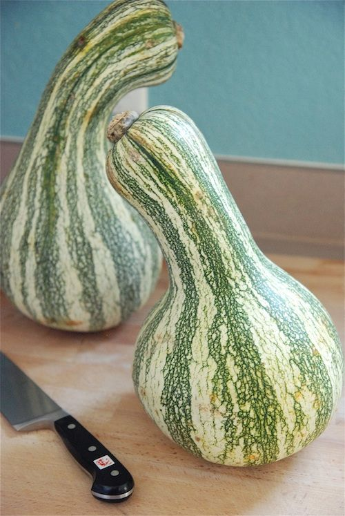 how to clean butternut squash seeds