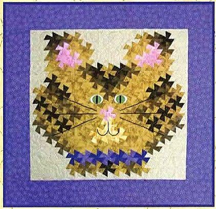 Here Kitty Kitty Twister | li'l Twister ideas | Pinterest ... : twister quilts - Adamdwight.com