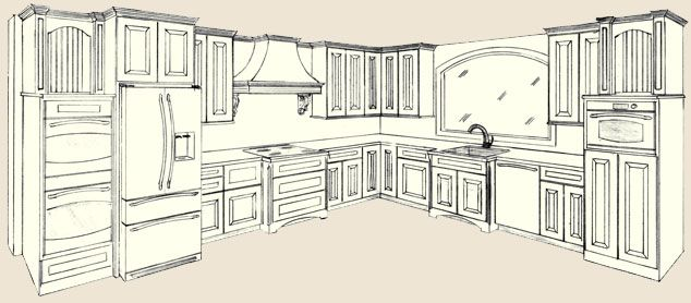 Superbe Modern Kitchen Design Entertainment Office Bath Draw Cabinets Drawing  Images Cabinet