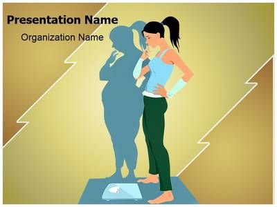Anorexia and Bulimia Powerpoint Template is one of the best - nursing powerpoint template