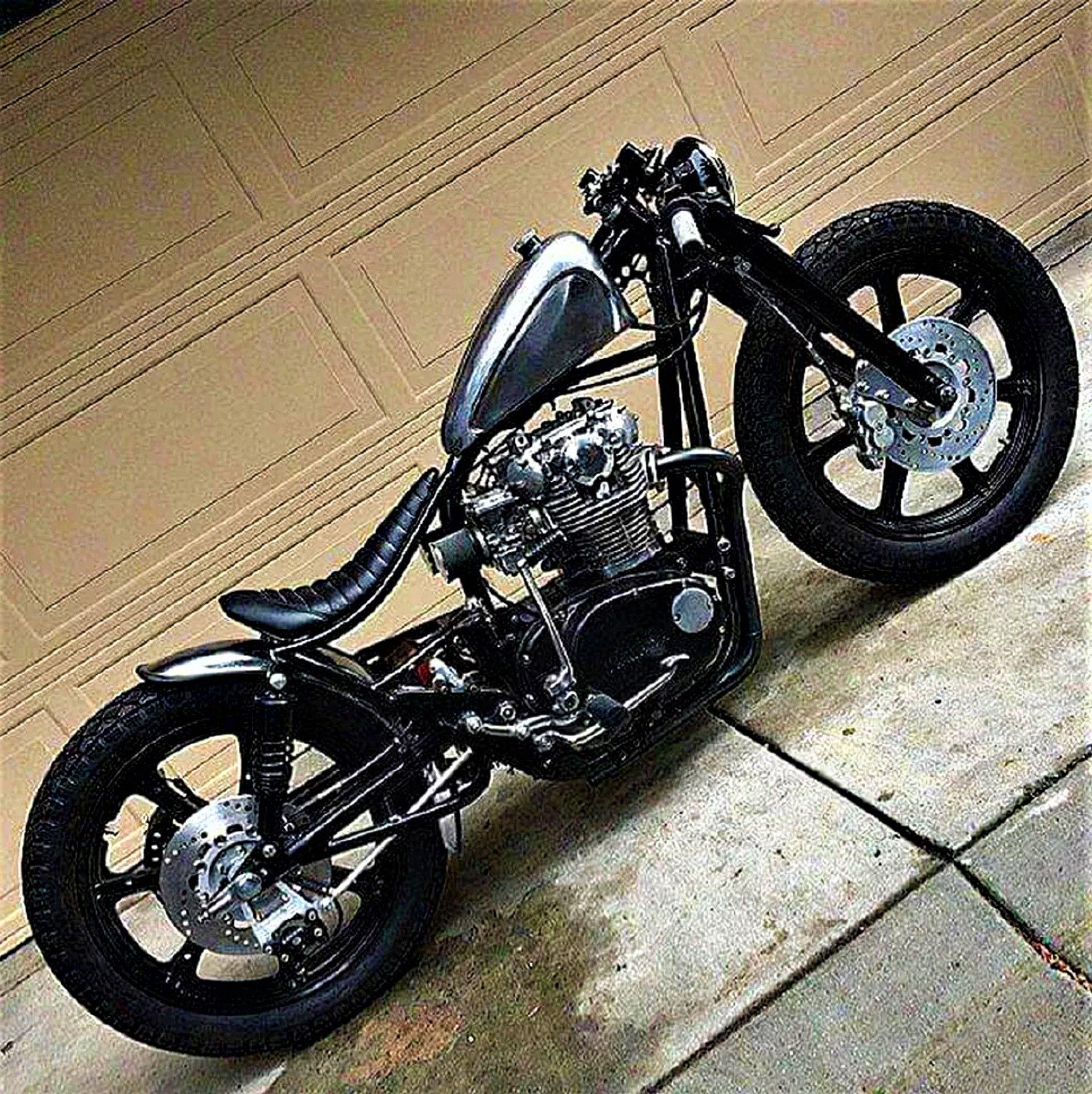 Bobber Brat Style Yamaha XS650