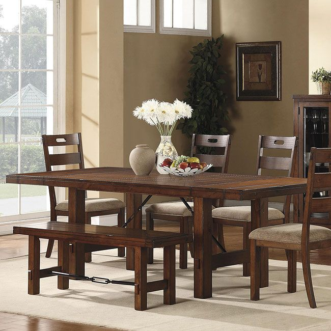 Clayton Dining Table Classic Dining Room Dining Table In Kitchen Dining Room Sets