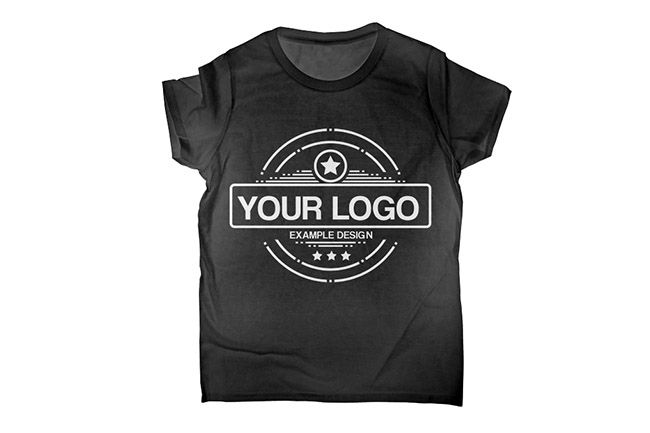 Download A Customizable Online Blank Round Neck T Shirt Mockup Generator Choose The Shirt Color And Upload Your Own Design T Clothing Mockup Shirt Mockup Neck T Shirt