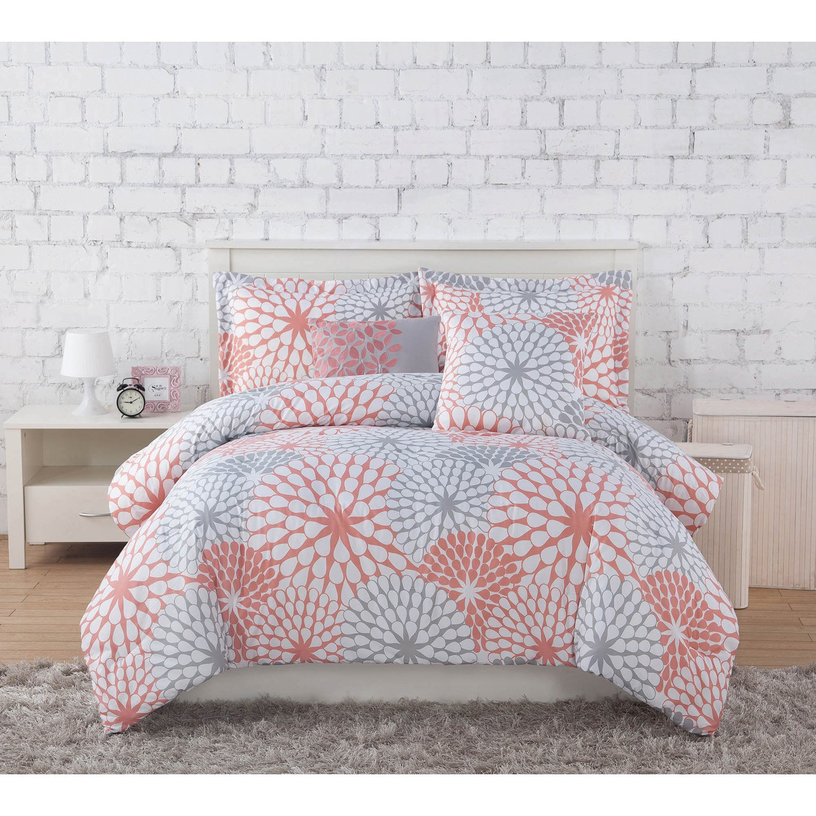 Stella Comforter Set By Creative Home Ideas Size Full Queen Comforter Sets Queen Bedding Sets Bedding Sets