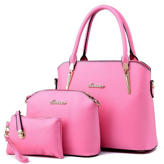ea64e1ee88d31 Women Messenger Bags Ladies Tote Small shoulder bag woman brand leather  handbag crossbody bag with scarf lock designer bolsas